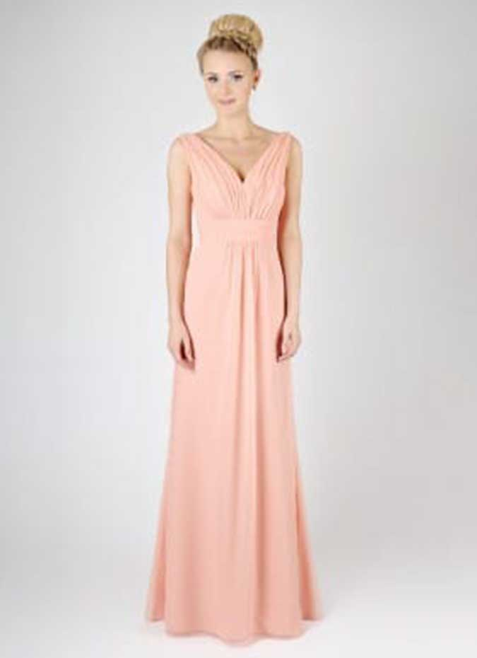 Emma bridals bridesmaid dress 7472
