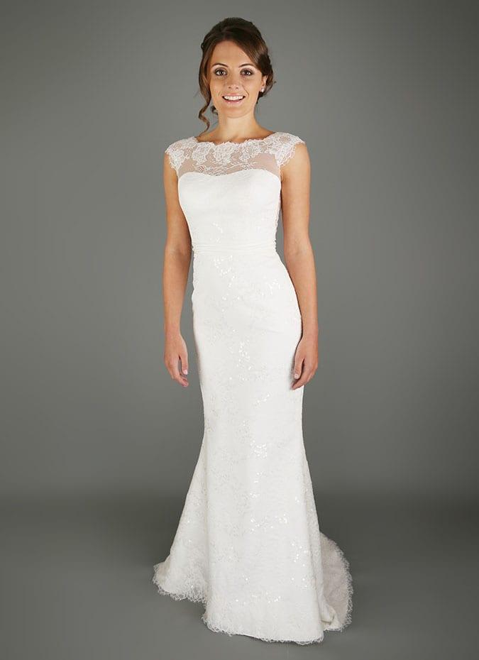 Emma Bridals BL131 wedding dress