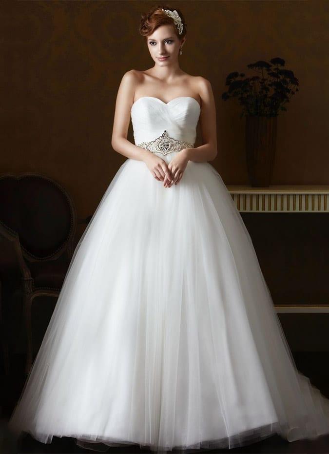 Emma Bridals - GL061 wedding dress