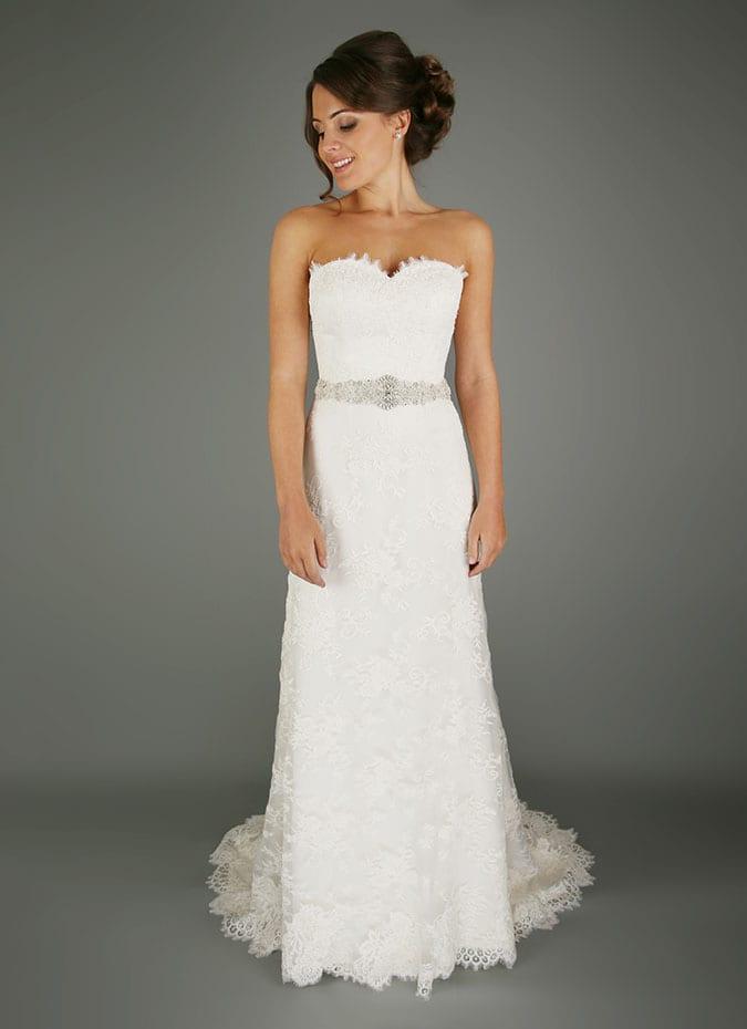 Emma Bridals GL063 Wedding Dress