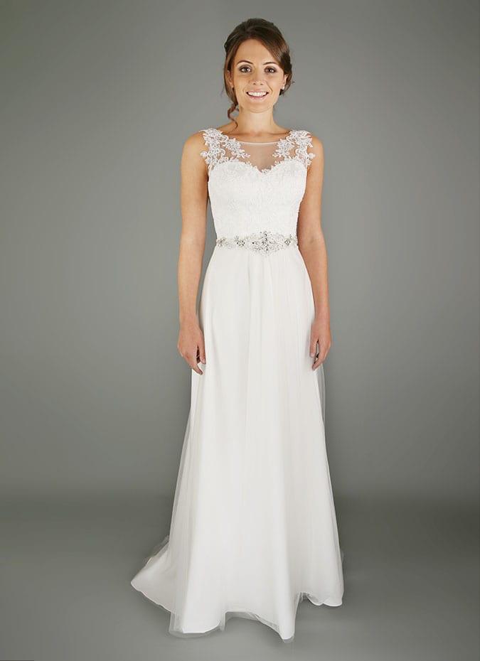 Emma Bridals - SL092 wedding dress