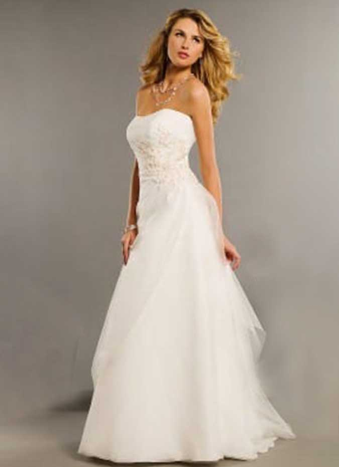 Emma Bridals 1362 wedding dress