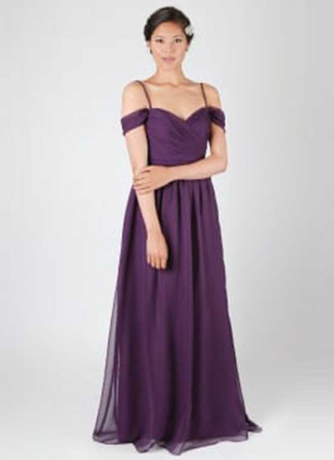 Emma bridals bridesmaid dress 7469