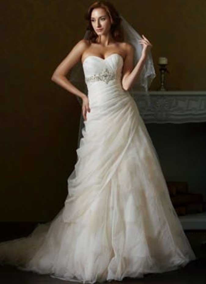 Emma Bridals BL096 Wedding Dress