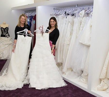 Martels bridal boutique