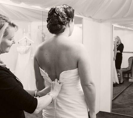 Martels bridal wedding dress