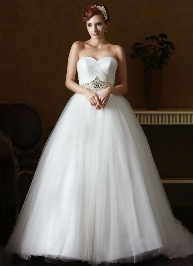 Emma Bridals - GL061 wedding dress
