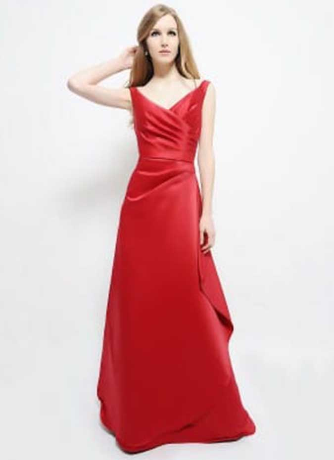 satin bridesmaid dress essex