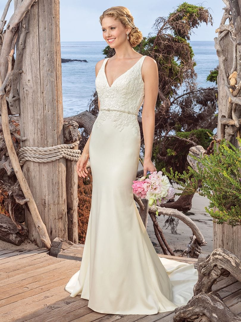 Casablanca Bridals Beloved