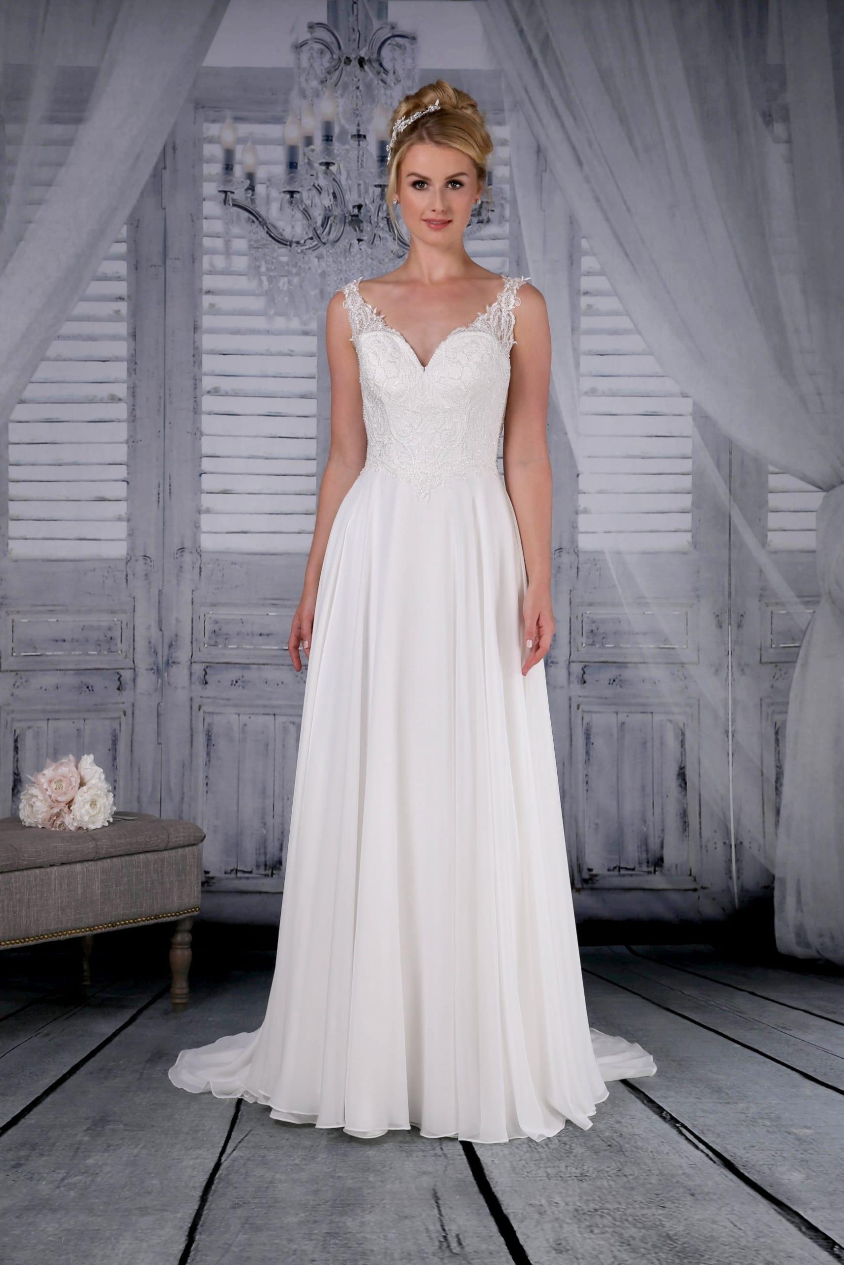Celeste Wedding Dress